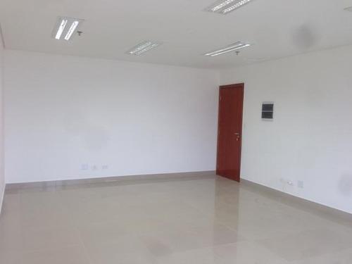 sala comercial para venda em são josé dos campos, centro, 1 banheiro, 1 vaga - 14110
