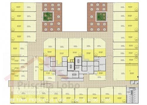 sala comercial para venda em teresina, ininga, 1 dormitório, 1 banheiro - 0154