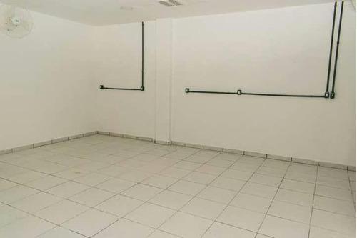 sala comercial para venda em teresópolis, vale do paraiso, 1 banheiro - c35