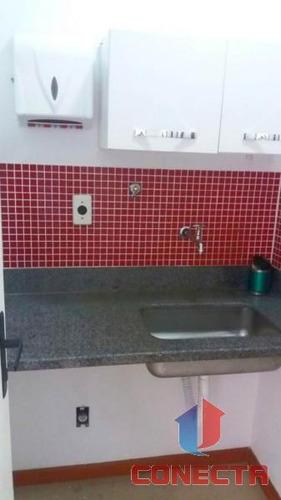 sala comercial para venda em vitória, gurigica, 1 banheiro, 1 vaga - 70112