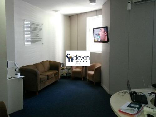 sala comercial para venda  ou locação caminho das arvores, salvador, metade da laje,149 m². - sa00140 - 33902751