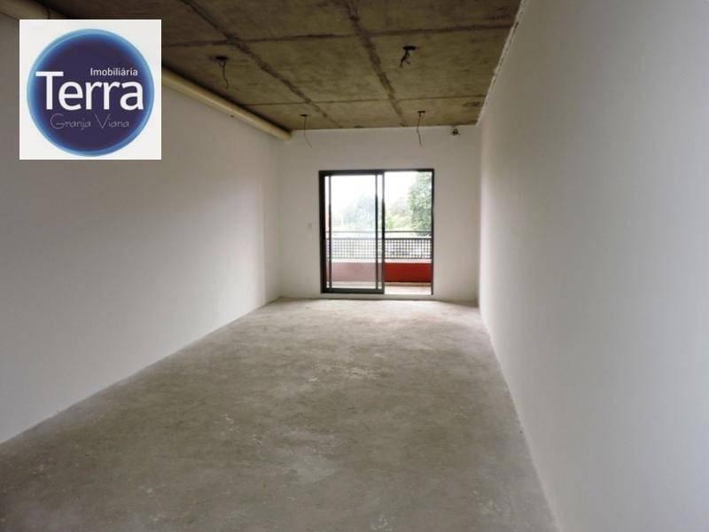 sala comercial para venda, vianna espaços modulares, granja viana. - sa0028