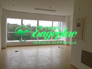 sala comercial pronta 42m2 condominio brascan century plaza - sa00179 - 4710292