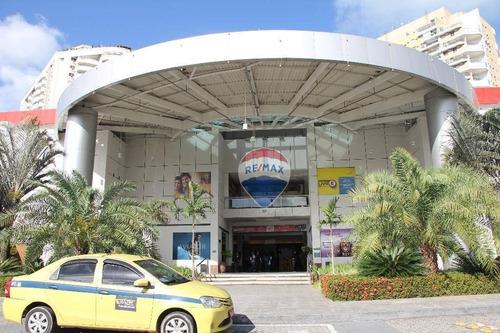 sala comercial - recreio shopping - sa0029