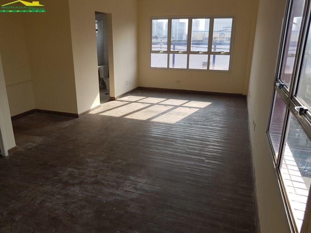 sala comercial reformada no centro da tupi. confira na imobiliária em praia grande. - mp11678