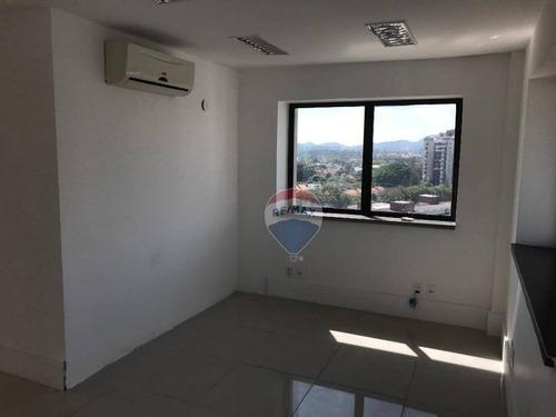 sala comercial sunplaza 75m 2 banheiros 2 vagas - sa0056