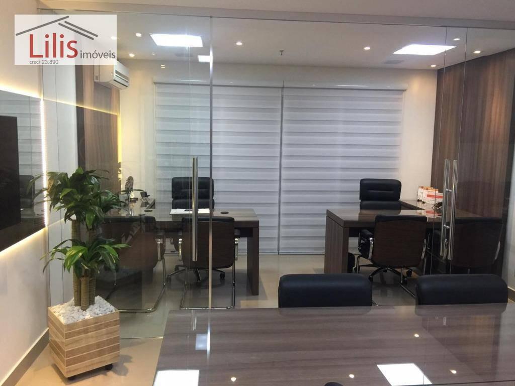 sala comercial tatuapé bacelos oficces - sa0001