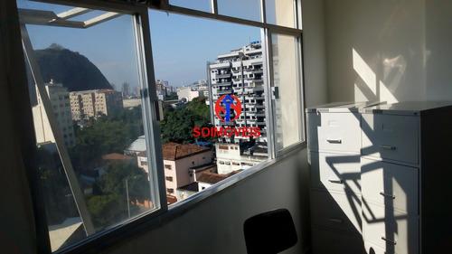 sala comercial tijuca, ref:ra-sl00016