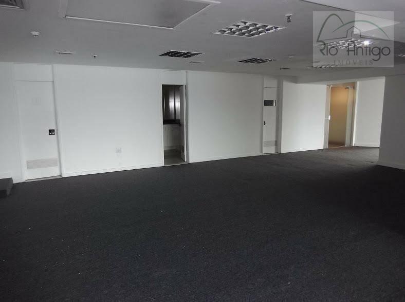 sala comercial - torre rio sul - locação - botafogo - sa0844