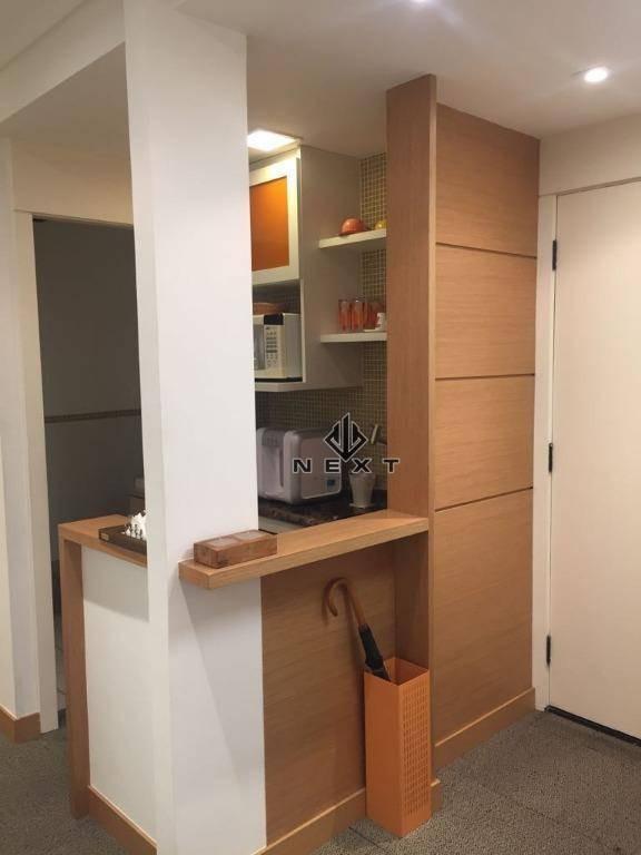 sala comercial à venda, 32 m² no edifício metrópolis office - alphaville - sp - sa0060