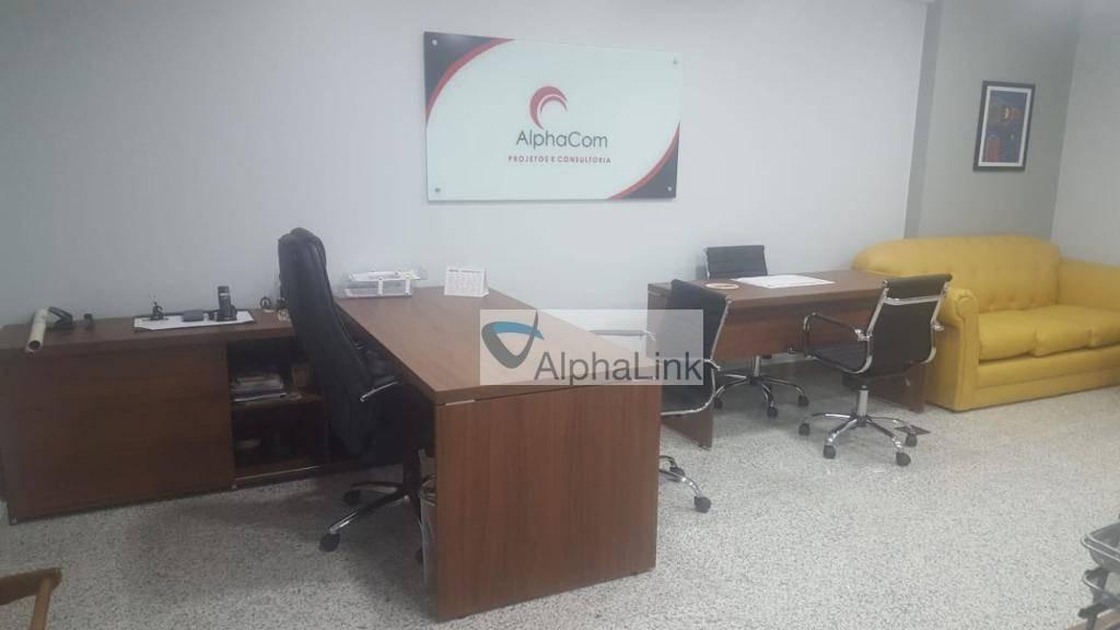 sala comercial à venda, 46 m² - mobiliada - alphaville empresarial - barueri/sp - sa0319