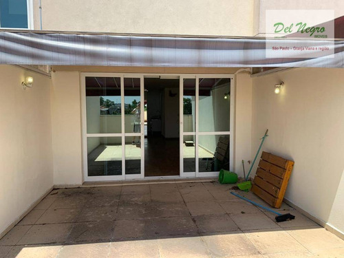 sala comercial à venda, 67 m² - the square open mall, granja viana. - sa0088