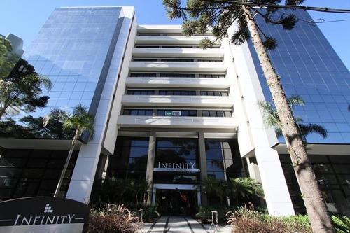 sala comercial à venda, ahú, curitiba - infinity prime offices (ao lado da justiça federal e do centro judiciário de curitiba) - sa0173