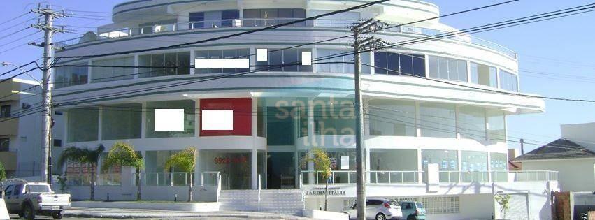 sala comercial à venda, córrego grande, florianópolis. - sa0004