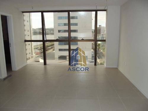 sala comercial à venda, estreito, florianópolis. - sa0217