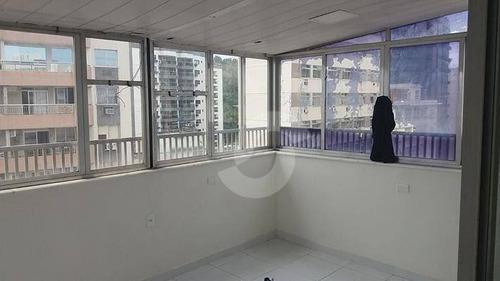 sala comercial à venda, icaraí, niterói - sa0137. - sa0137