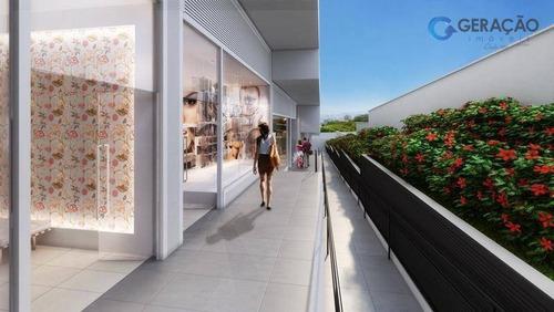 sala comercial à venda, jardim aquarius, são josé dos campos - sa1117. - sa1117