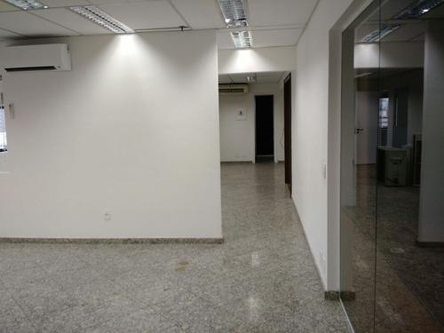 sala comercial venda - laje total - último andar   sal-010