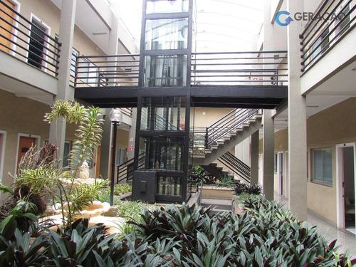 sala comercial venda locação edifício são joão center jardim esplanada são josé dos campos - sa1171