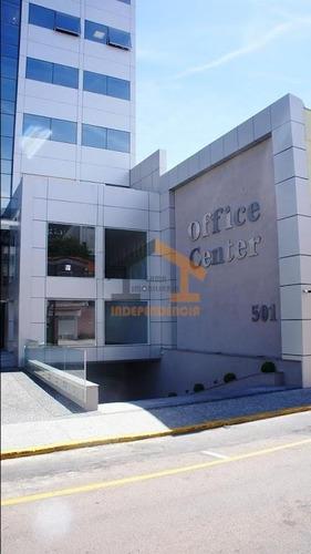 sala comercial à venda no office center, centro, itatiba/sp - sa0012