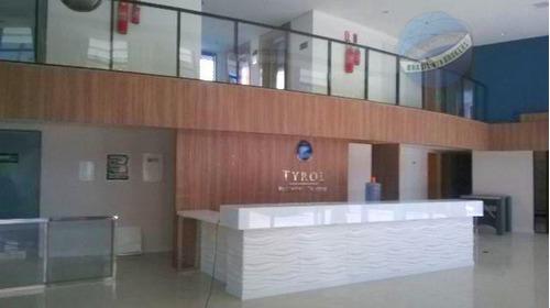 sala  comercial à venda no tyrol business center, natal. - sa0004