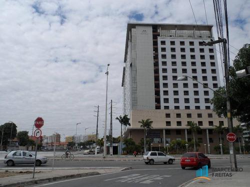 sala comercial à venda, parquelândia, fortaleza. - codigo: sa0142 - sa0142
