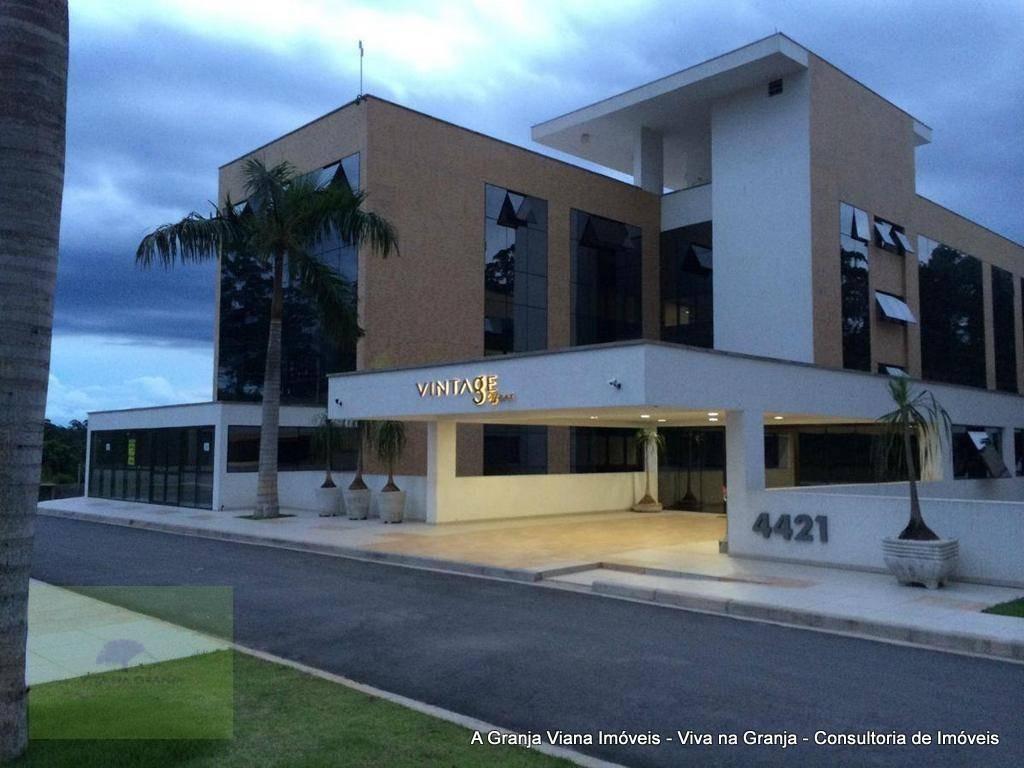 sala comercial à venda, vintage offices, cotia. - sa0047