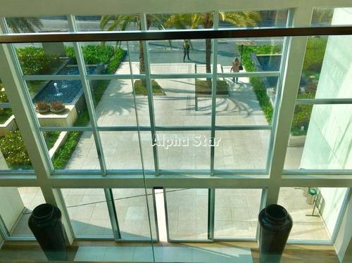 sala comercial à venda,edifício escritórios rio negro - alphaville empresarial, barueri - sa0104. - sa0104