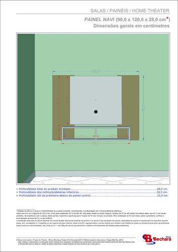 sala cor painel para