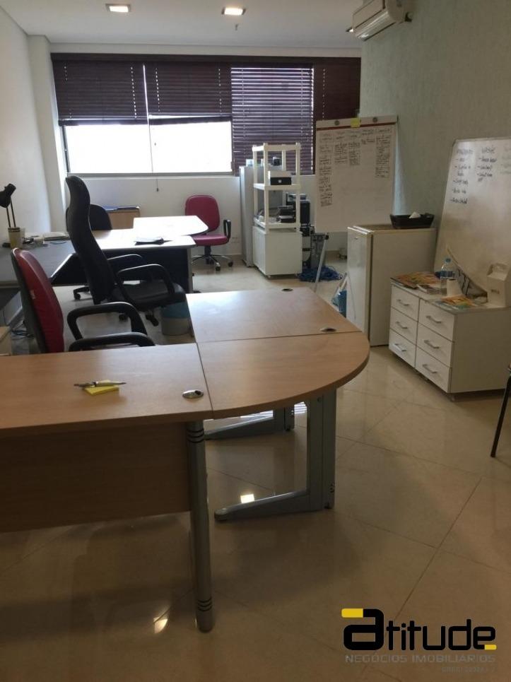 sala de 42,080 m² ed. gama offices 18 do forte empressarial - 3557