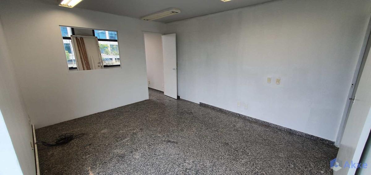 sala de 44m², 1 vaga, edifício barra trade - barra da tijuca - a32