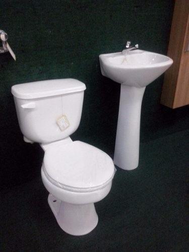 sala de baño de manija venceramica solo bqto
