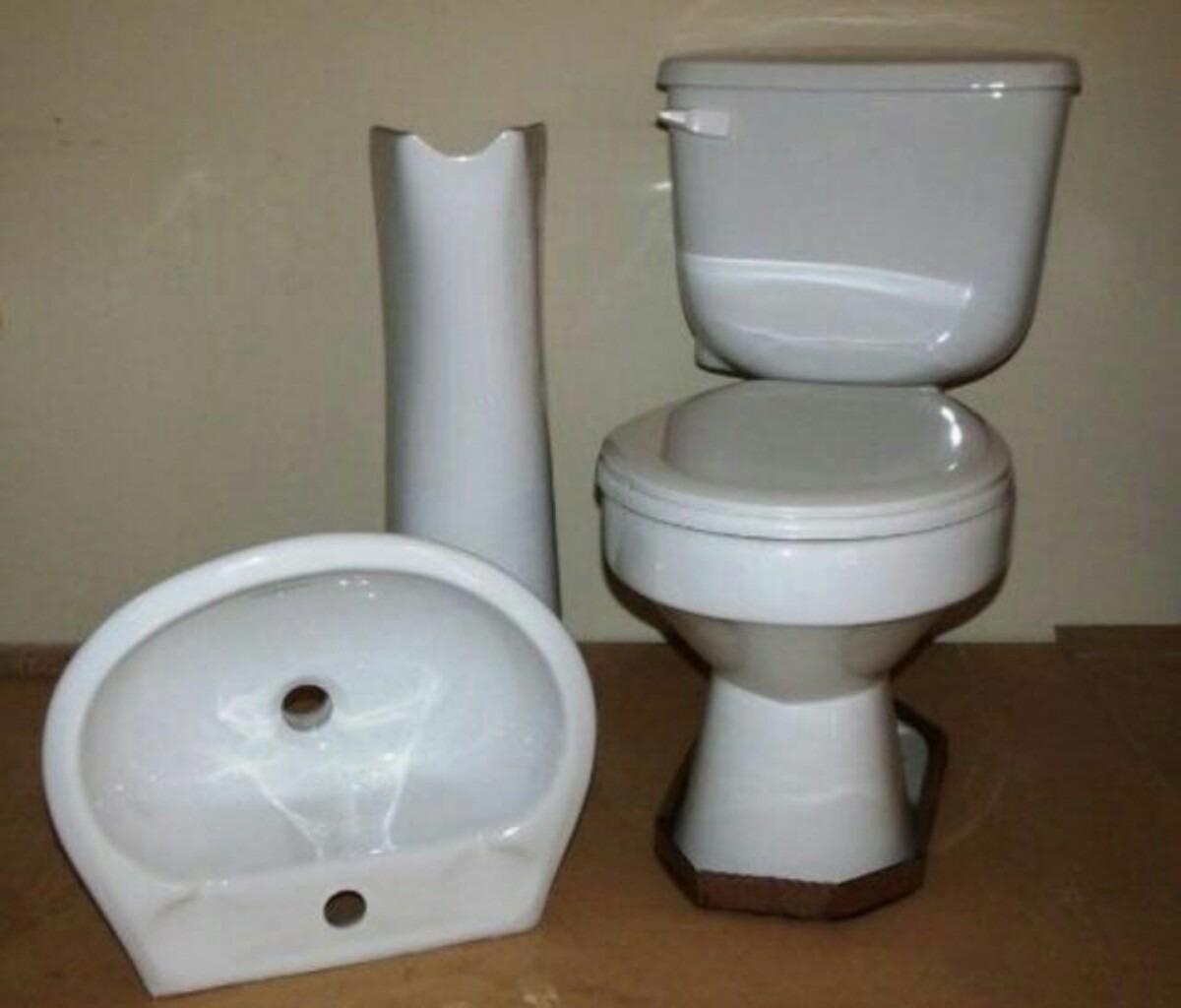 sala de ba o economica poceta lavamano bs