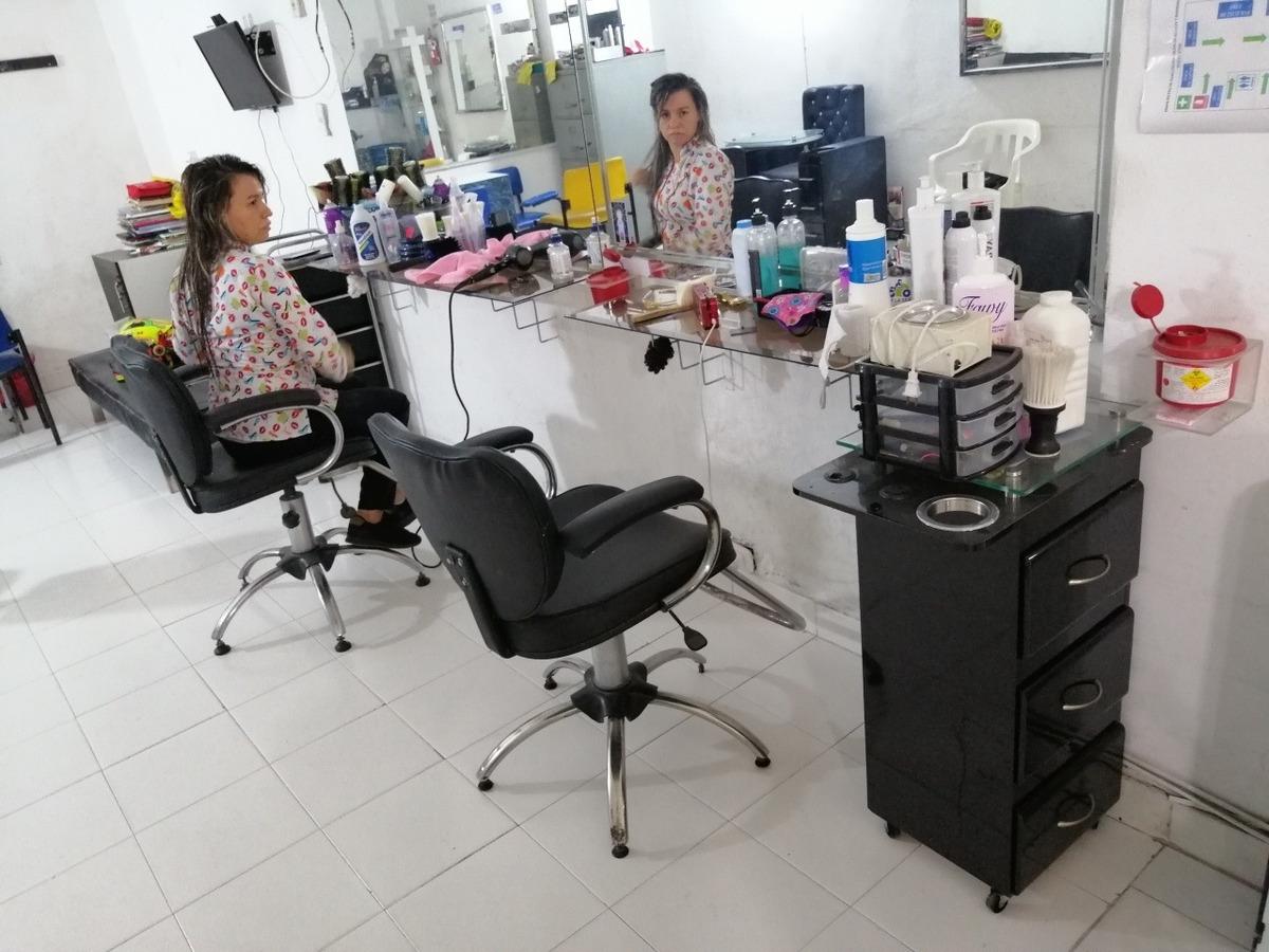 sala de belleza y barberia economía en el centro de ibagué