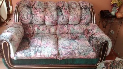sala de dos sillones