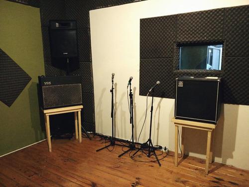 sala de ensayo martinez