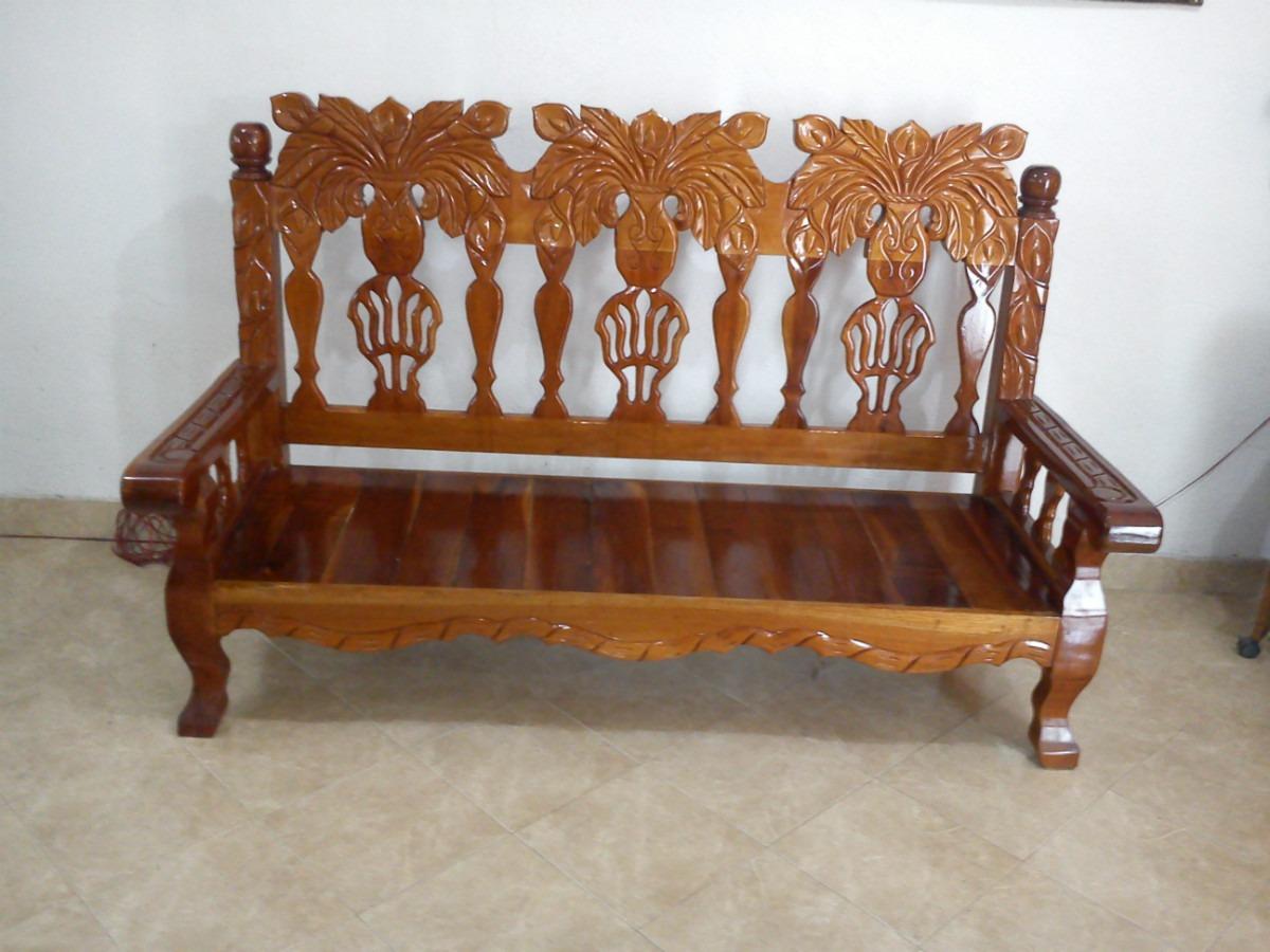 Sala de estar de gran lujo 100 madera de cedro 16 en mercado libre for Salas de madera modernas