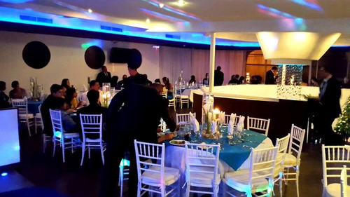 sala de eventos the cloud