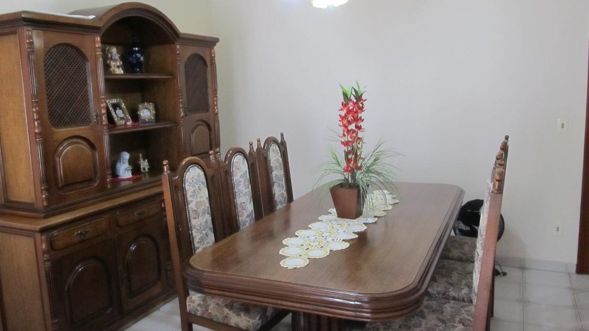 Sala De Jantar Madeira Maci A Cerejeira Mais Arm Rio Arca R  -> Armario Estante Para Sala De Jantar
