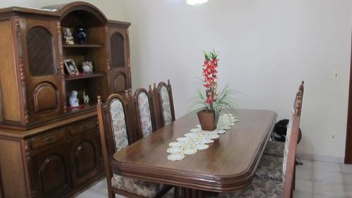 Armario Mdf Provençal ~ Sala De Jantar Madeira Maciça Cerejeira Mais Armário Arca R$ 18 100,00 em Mercado Livre