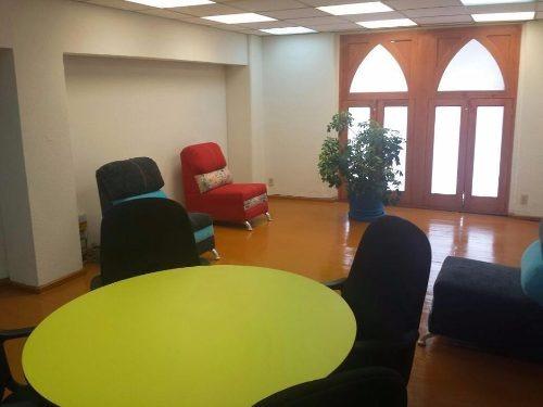 sala de juntas 10 a 15 personas roma norte