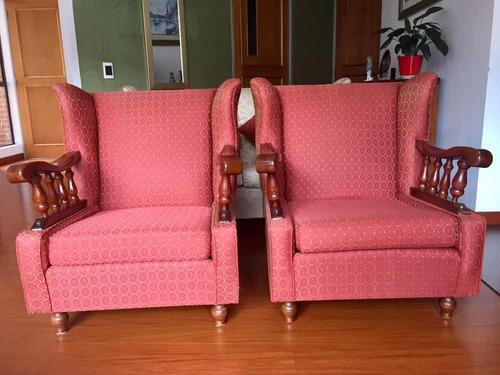 sala de mueble suizo usada