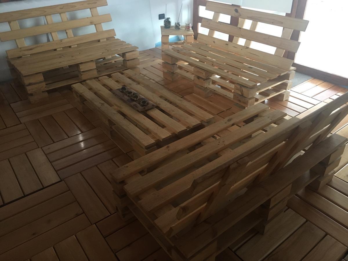Baratos Muebles De Sala Palets Mercado Libre Ecuador # Muebles Con Paletas De Madera
