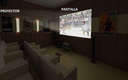 sala de proyeccion/television viewsonic pa503s