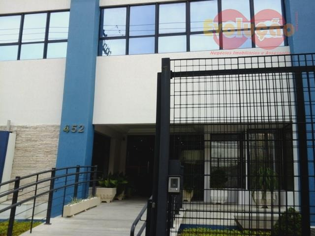 sala - edifício office tower - sa0036