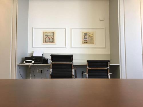 sala em alphaville, barueri/sp de 41m² à venda por r$ 380.000,00 - sa247198