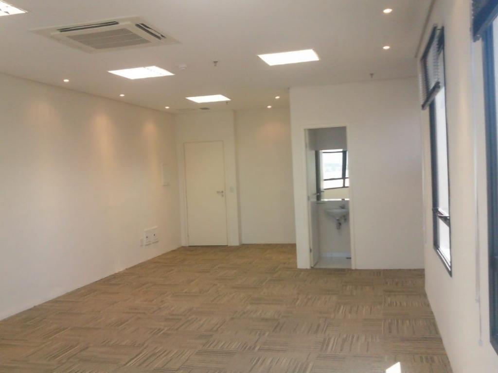 sala em alphaville, barueri/sp de 60m² à venda por r$ 390.000,00 - sa489136