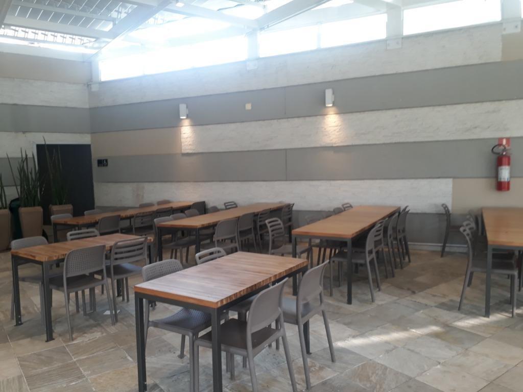 sala em barra funda, são paulo/sp de 105m² para locação r$ 4.000,00/mes - sa257947
