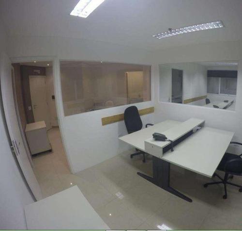 sala em barra funda, são paulo/sp de 61m² para locação r$ 2.650,00/mes - sa270128