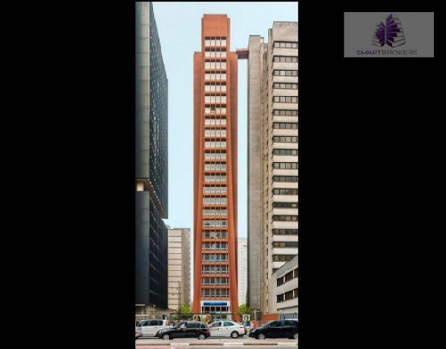 sala em bela vista, são paulo/sp de 694m² para locação r$ 50.000,00/mes - sa270161